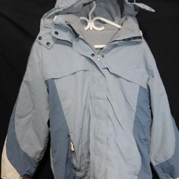 R&R Sport 3 in 1 medium, m, all season jacket